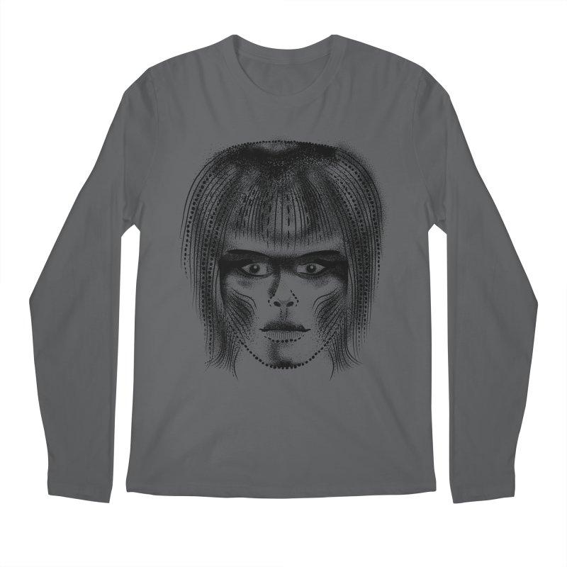 Pris from Blade Runner Men's Longsleeve T-Shirt by will.i.aint's Artist Shop