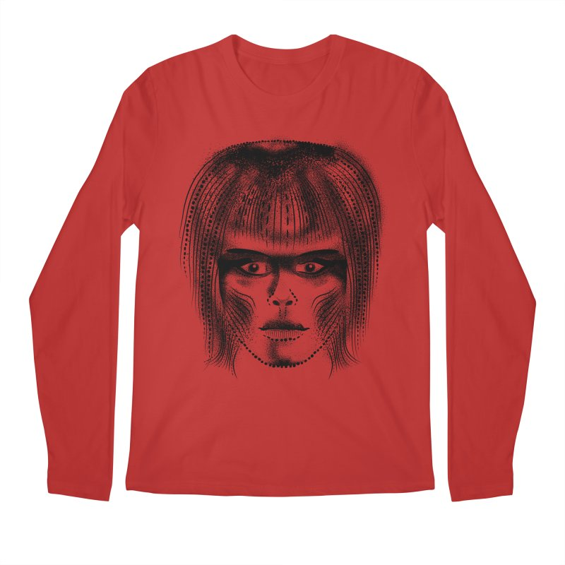 Pris from Blade Runner Men's Regular Longsleeve T-Shirt by will.i.aint's Artist Shop