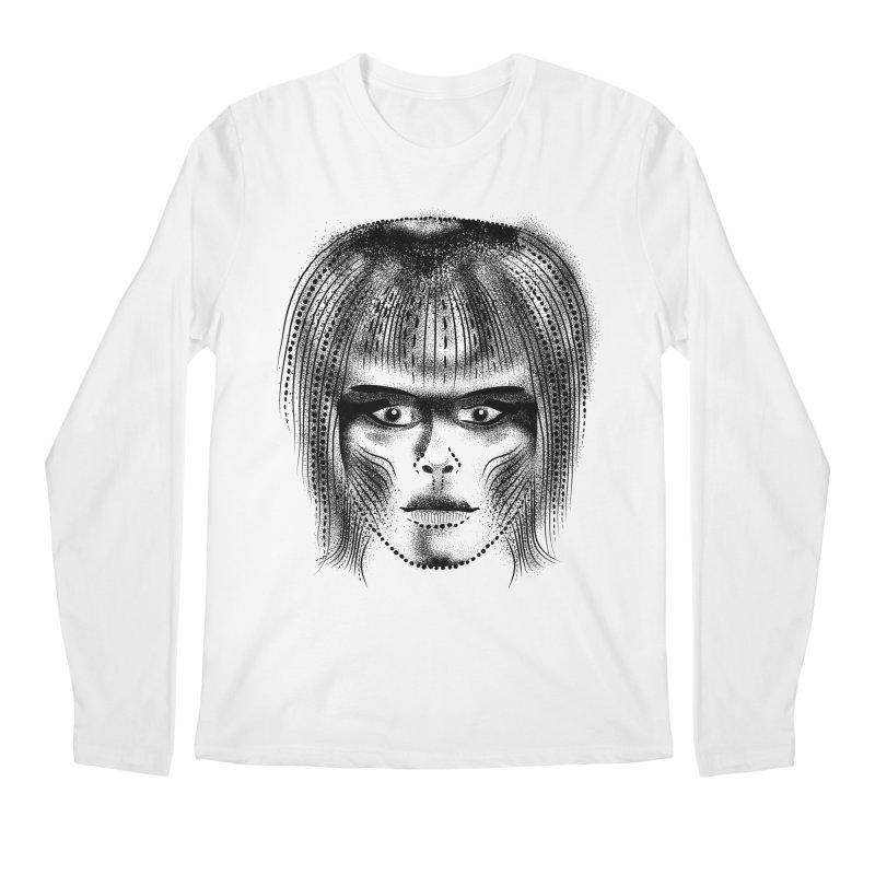 Pris from Blade Runner Men's Regular Longsleeve T-Shirt by will.i.aint's Artist Shop
