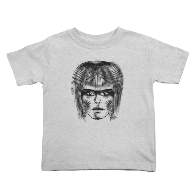 Pris from Blade Runner Kids Toddler T-Shirt by will.i.aint's Artist Shop