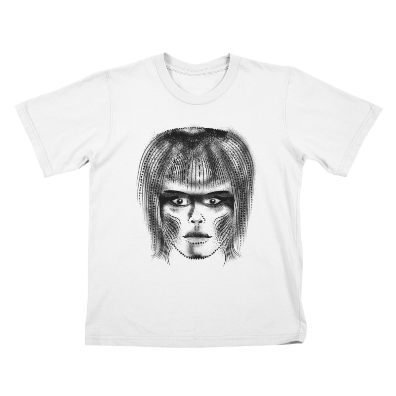 Pris from Blade Runner Kids T-Shirt by will.i.aint's Artist Shop