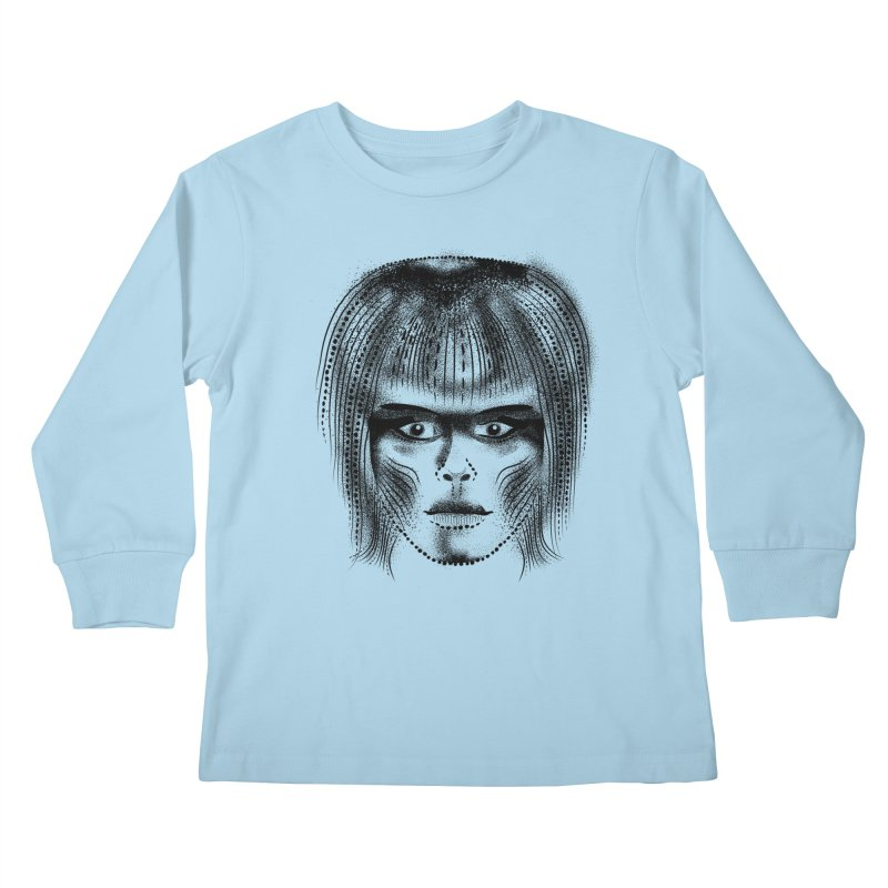 Pris from Blade Runner Kids Longsleeve T-Shirt by will.i.aint's Artist Shop