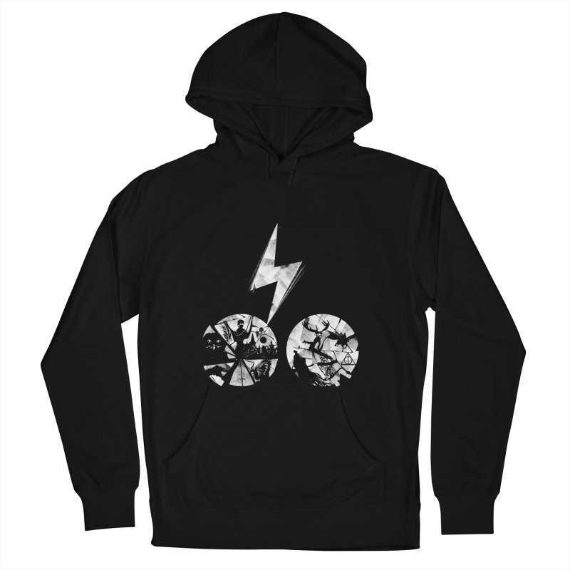 History of a boy Men's Pullover Hoody by Willian Richard's Artist Shop