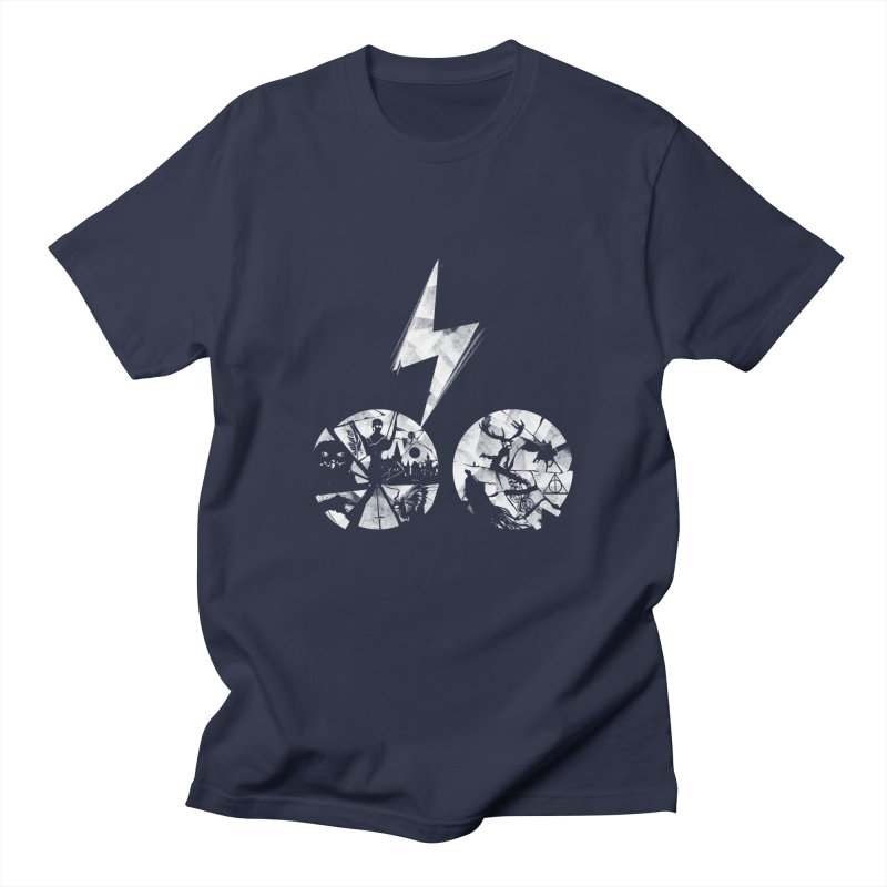 History of a boy Men's T-shirt by Willian Richard's Artist Shop