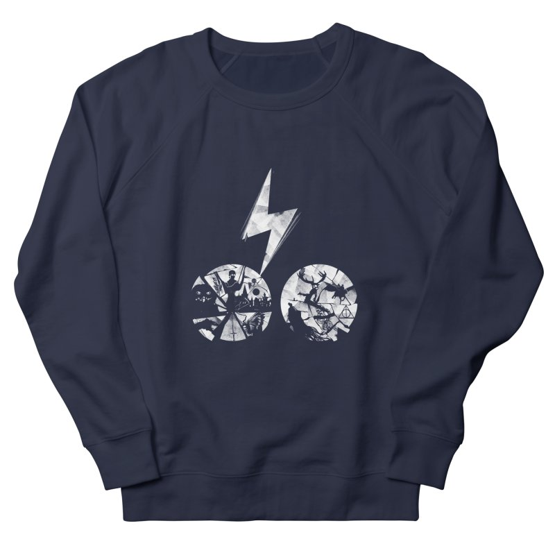 History of a boy Men's Sweatshirt by Willian Richard's Artist Shop