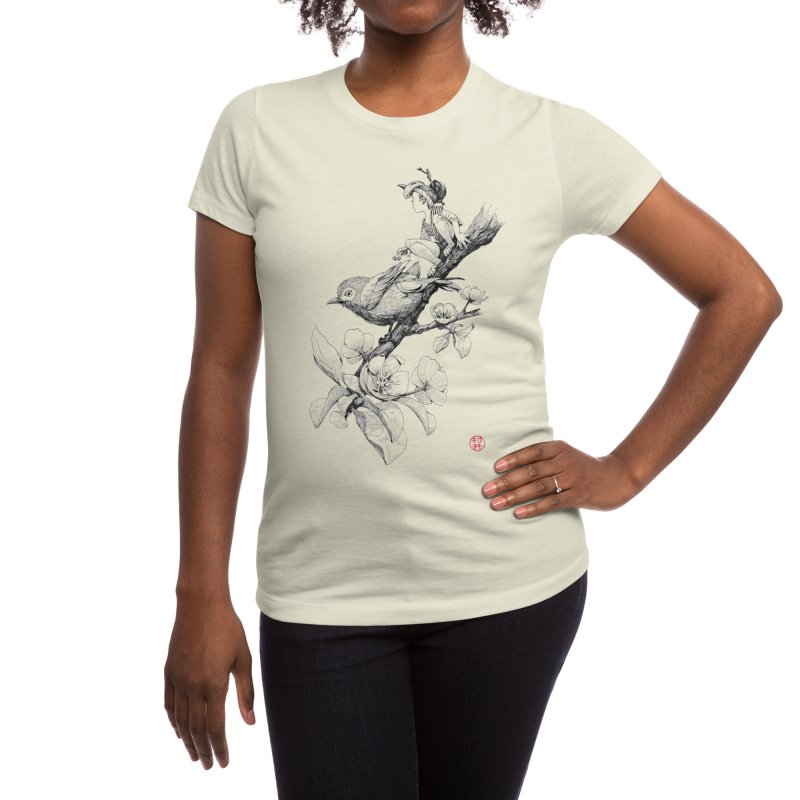 Mejiro Women's T-Shirt by Will Murai's Artist Shop