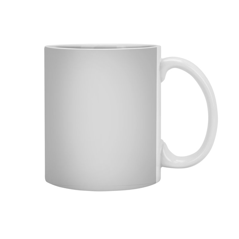 Create - Grey Accessories Mug by Willoughby Goods