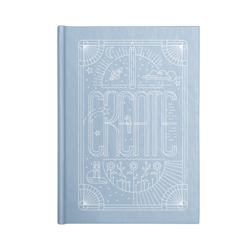 Create Accessories Notebook by Willoughby Goods