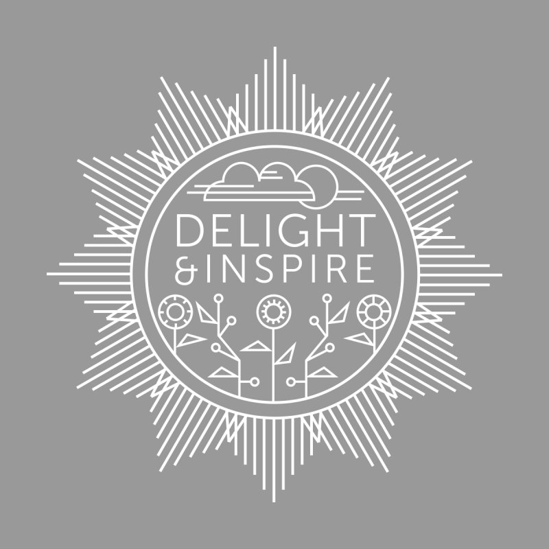 Delight & Inspire Men's T-Shirt by Willoughby Goods