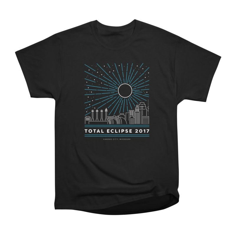 Total Eclipse 2017 – Kansas City Women's T-Shirt by Willoughby Goods