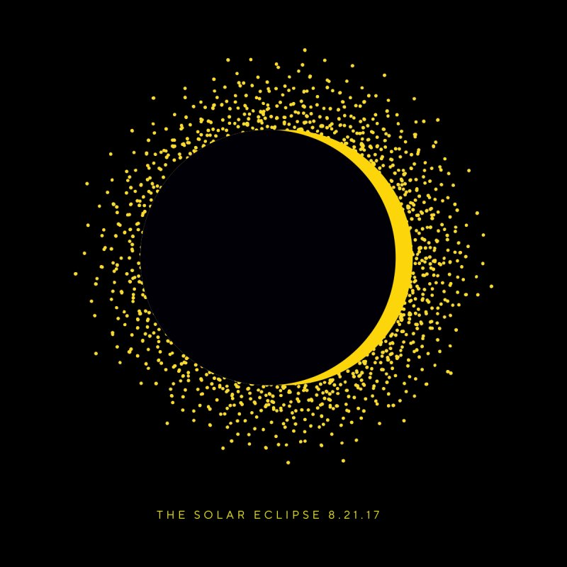 The Solar Eclipse 8.21.17 by Willoughby Goods