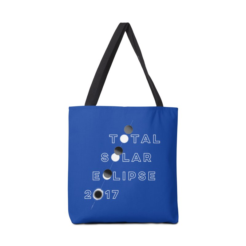 IN THE PATH OF THE ECLIPSE Accessories Bag by Willoughby Goods