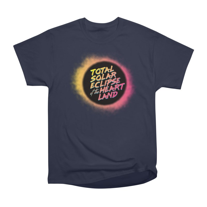 Total Eclipse of the Heartland Women's Classic Unisex T-Shirt by Willoughby Goods