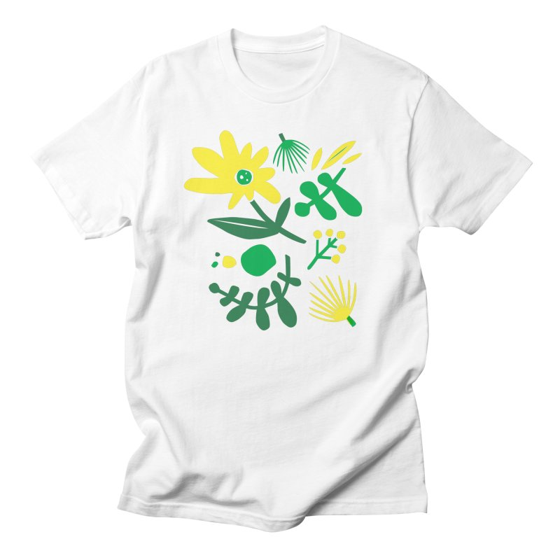 Happy, Wild & Free Men's T-Shirt by Willoughby Goods