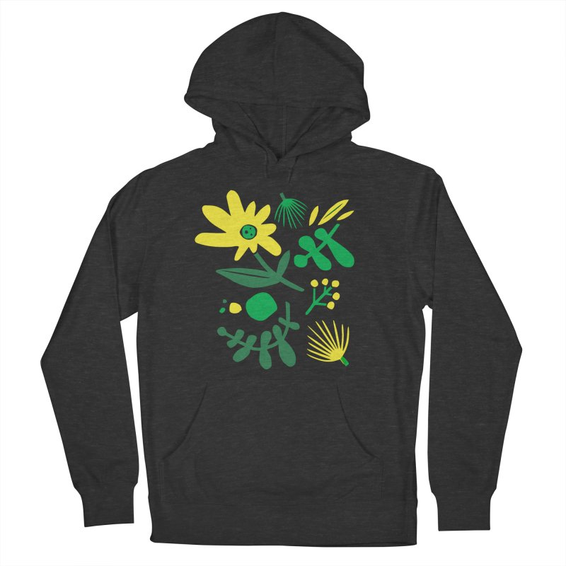 Happy, Wild & Free Women's French Terry Pullover Hoody by Willoughby Goods