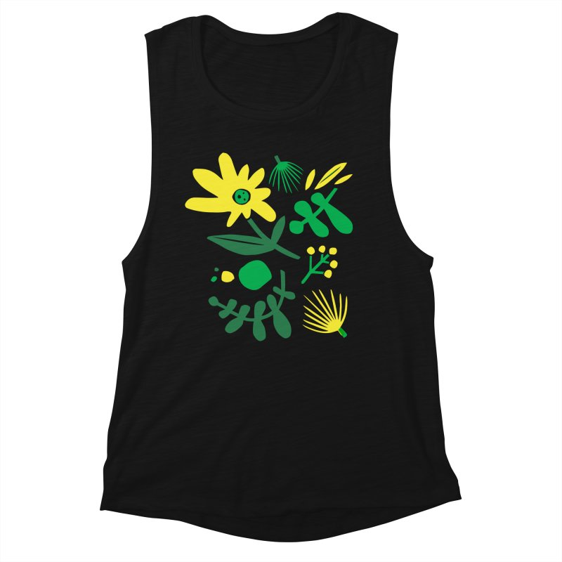 Happy, Wild & Free Women's Tank by Willoughby Goods