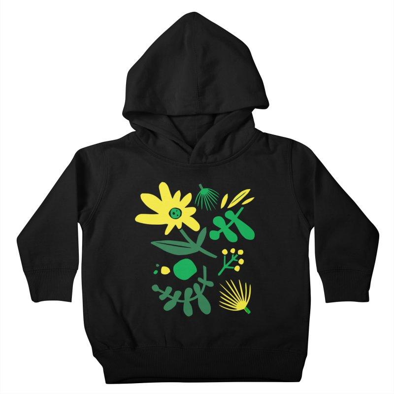 Happy, Wild & Free Kids Toddler Pullover Hoody by Willoughby Goods
