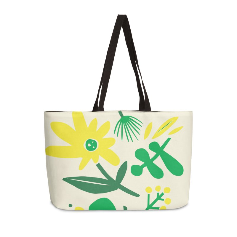 Happy, Wild & Free Accessories Weekender Bag Bag by Willoughby Goods