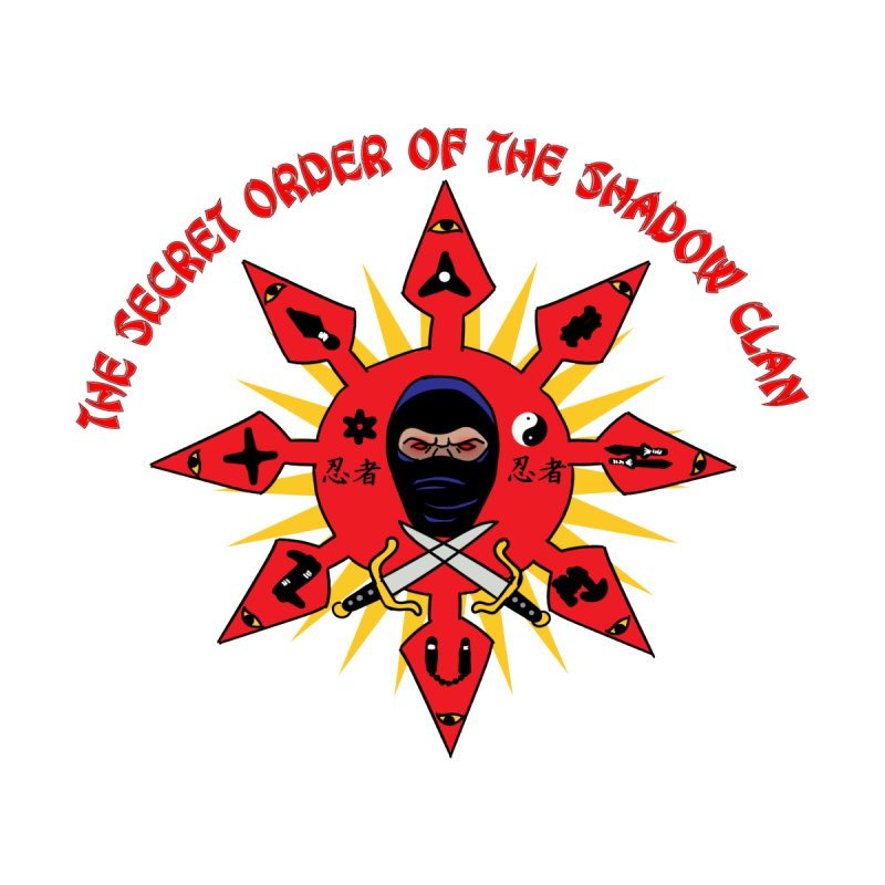 Secret Order of the Shadow Clan tee by willsexpressions's Artist Shop