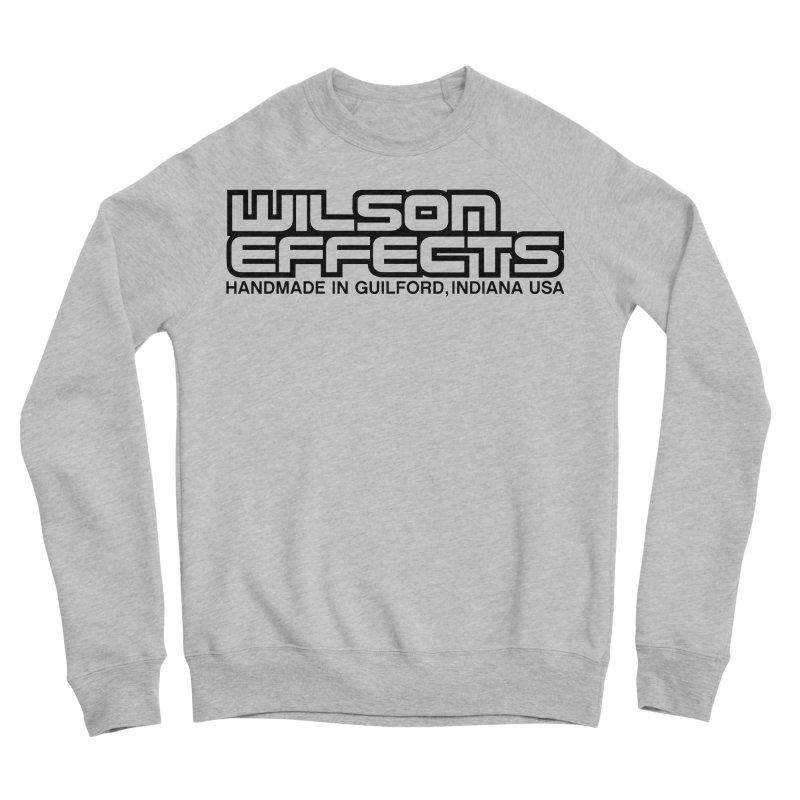 Wilson Logo Handmade in Guilford, IN. Men's Sponge Fleece Sweatshirt by Wilson Effects Artist Shop