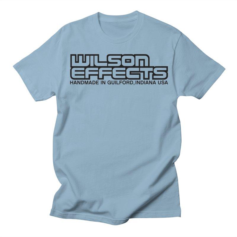 Wilson Logo Handmade in Guilford, IN. Women's Regular Unisex T-Shirt by Wilson Effects Artist Shop