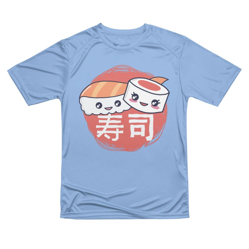 Pieces Of Sushi Men's T-Shirt by wimsical