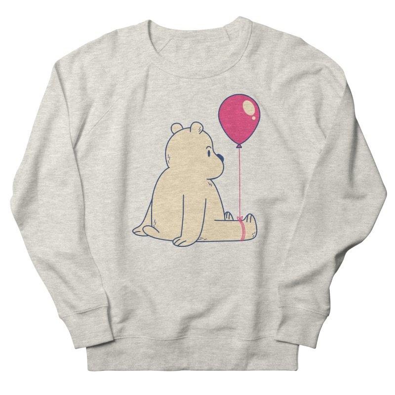 Bear and Balloon Women's Sweatshirt by wimsical