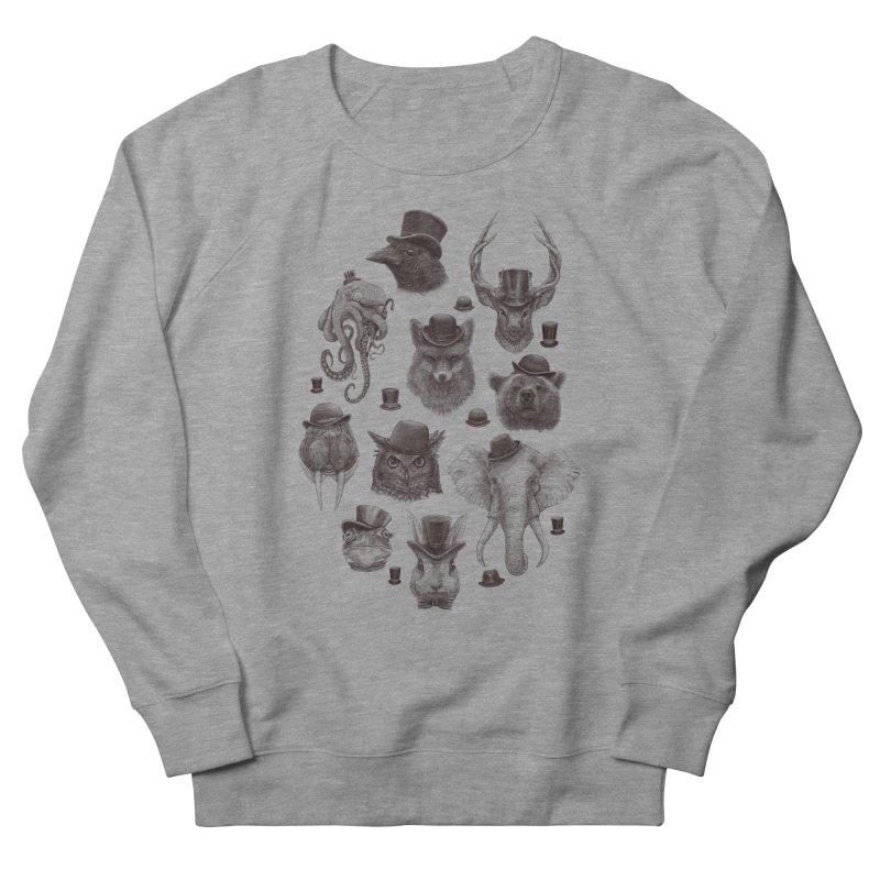 Gentlemen Women's Sweatshirt by Windville's Artist Shop