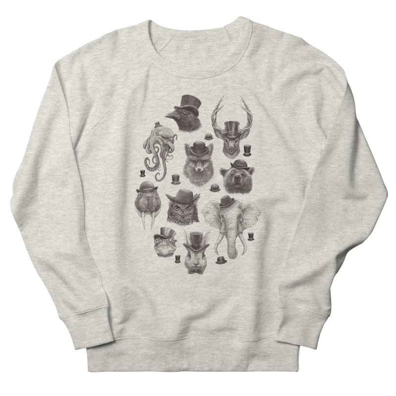Gentlemen Women's Sweatshirt by Windville's Artist Shop