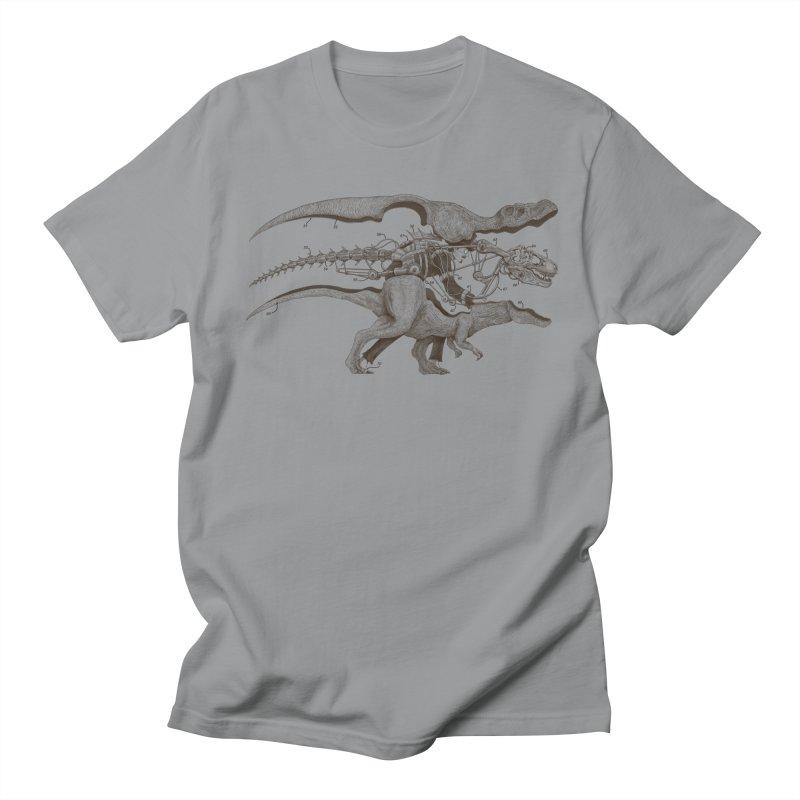 Mr. Rex Men's T-Shirt by Windville's Artist Shop