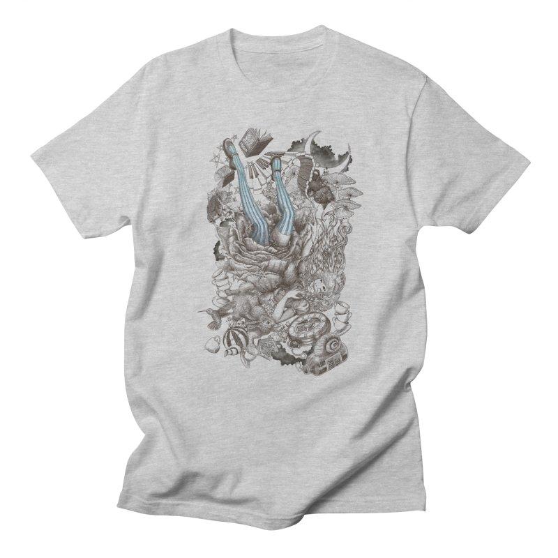 Wonderland Men's T-Shirt by Windville's Artist Shop