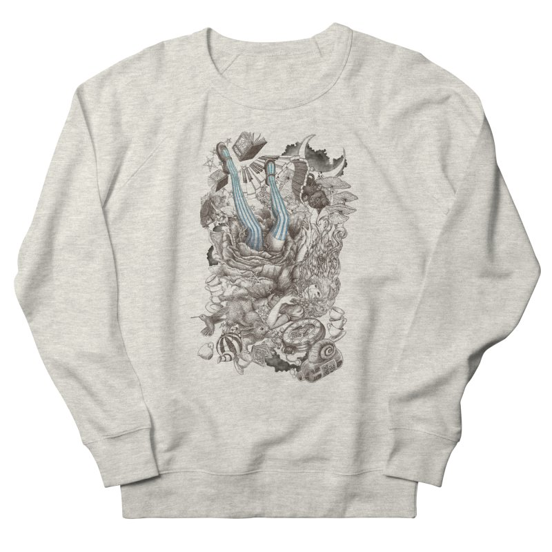 Wonderland Women's Sweatshirt by Windville's Artist Shop