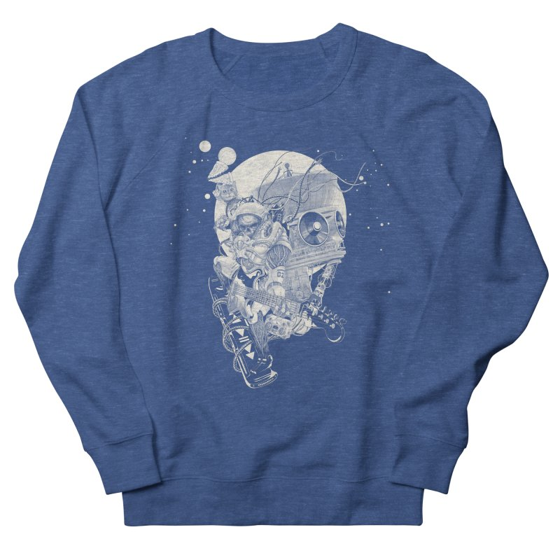 Space Concerto Women's Sweatshirt by Windville's Artist Shop