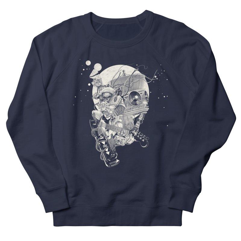 Space Concerto Women's Sweatshirt by Windville's Artist Shop