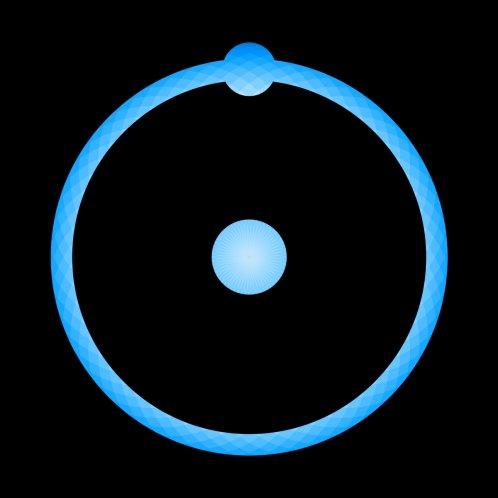 Design for Watchmen Dr Manhattan Symbol