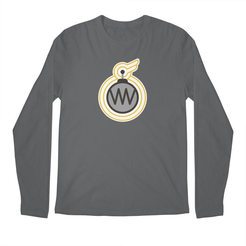 Winged Bomb Men's Regular Longsleeve T-Shirt by WingedBomB's Artist Shop