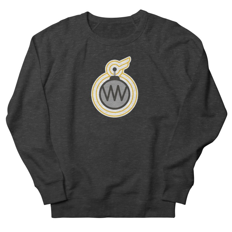 Winged Bomb Men's French Terry Sweatshirt by WingedBomB's Artist Shop