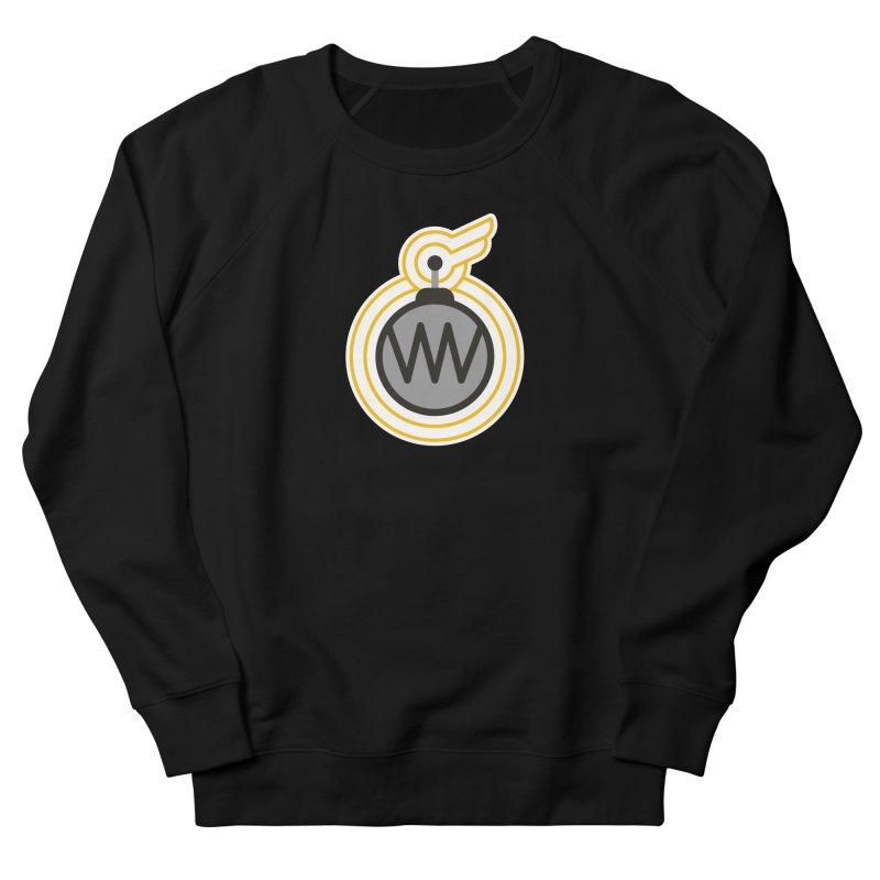 Winged Bomb Men's Sweatshirt by WingedBomB's Artist Shop