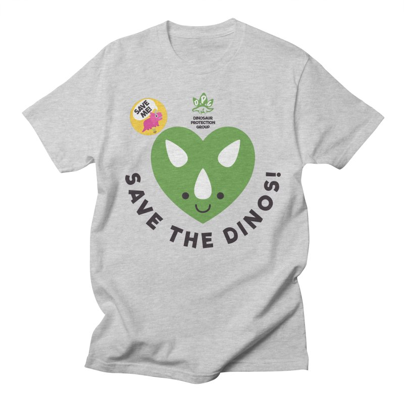 Save The Dinos! (Claire Dearing Variant) Women's Regular Unisex T-Shirt by WingedBomB's Artist Shop