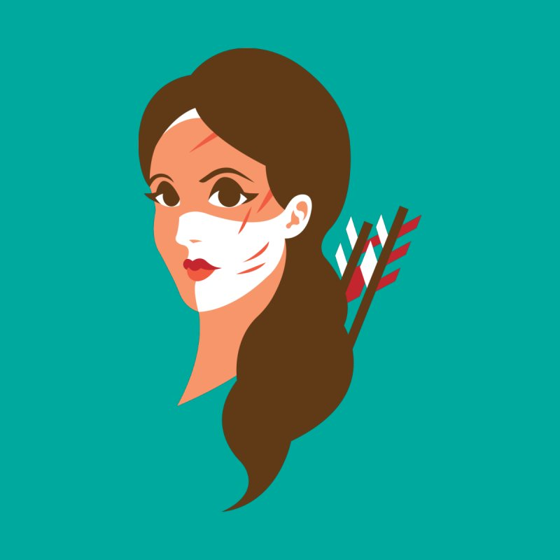 Lara Croft: Fierce Hero by WingedBomB's Artist Shop