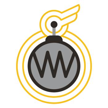 WingedBomB's Artist Shop Logo