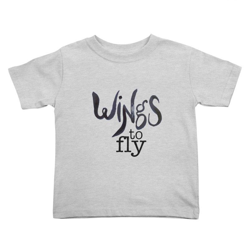 Wings To Fly Brushstroke   by wingstofly's Artist Shop