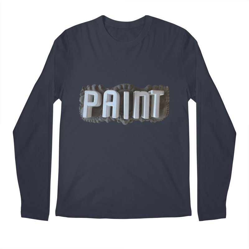 Vintage Paint Men's Longsleeve T-Shirt by wingstofly's Artist Shop