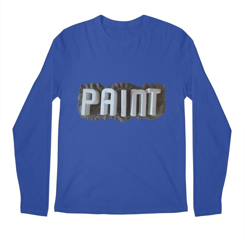 Vintage Paint Men's Longsleeve T-Shirt by wingstofly's Artist Shop