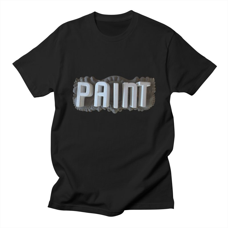 Vintage Paint Men's Regular T-Shirt by wingstofly's Artist Shop