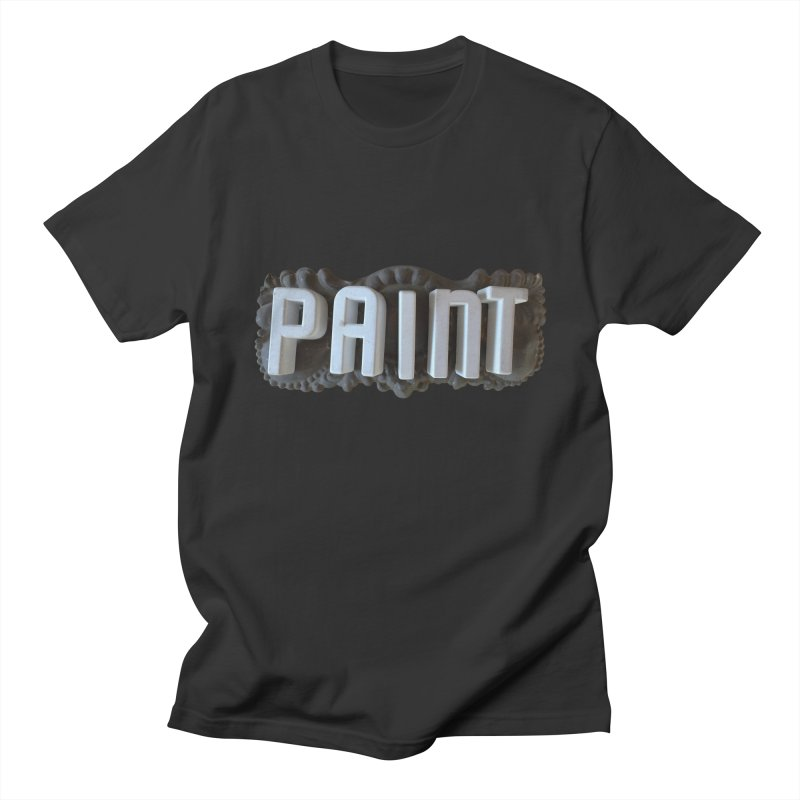 Vintage Paint Men's T-Shirt by wingstofly's Artist Shop