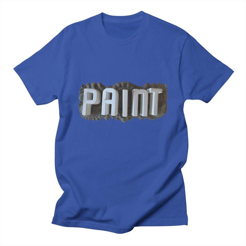 Vintage Paint Men's T-shirt by wingstofly's Artist Shop