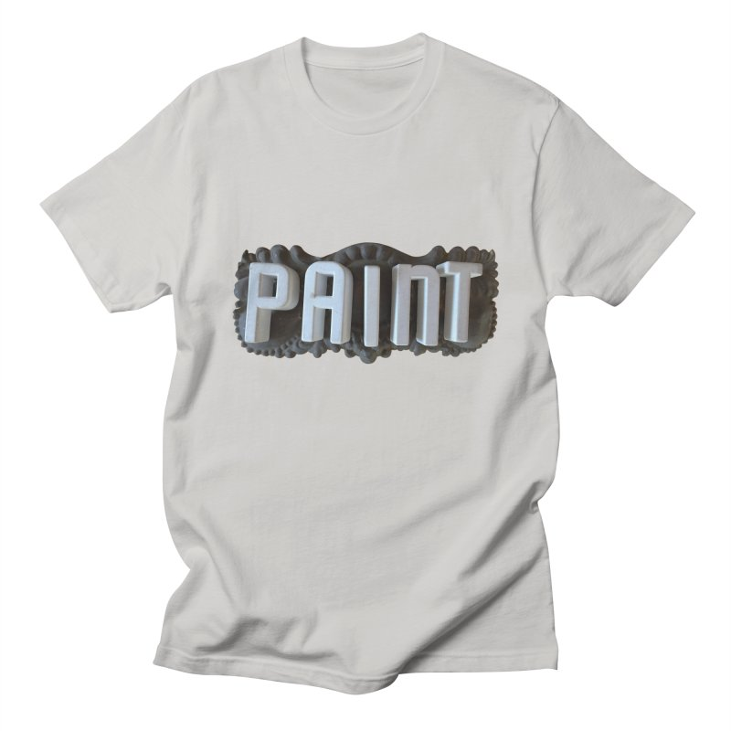 Vintage Paint Men's Regular T-Shirt by wingstofly's Artist Shop