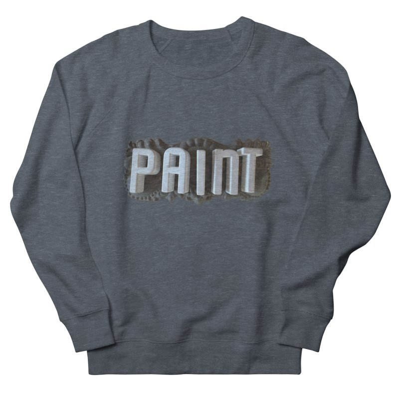 Vintage Paint Women's Sweatshirt by wingstofly's Artist Shop