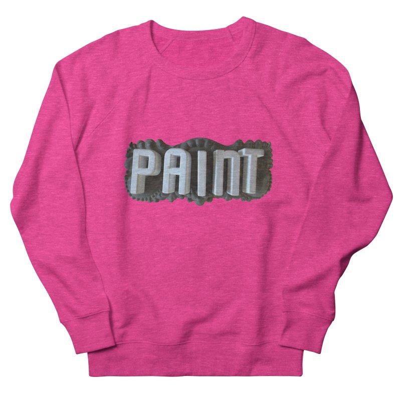 Vintage Paint Women's Sweatshirt by wingstofly's Artist Shop